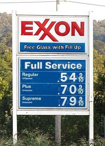 1970 Gas Prices