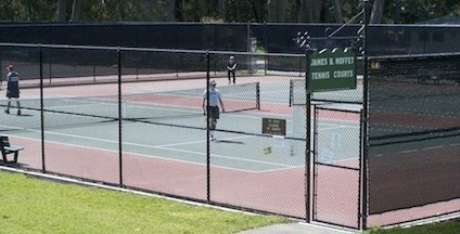 Moffet Tennis Courts