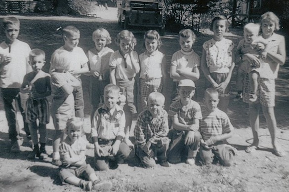 Redwood Rest Kids Aug '60