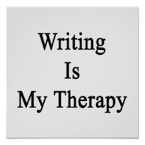 Writing is My Therapy