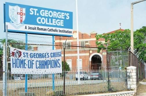 St. George's College