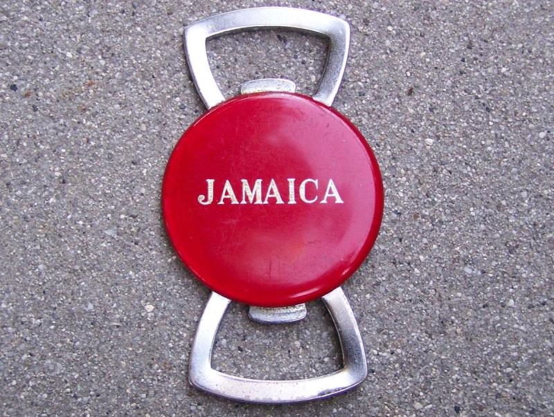 Jamaica Bottle Opener