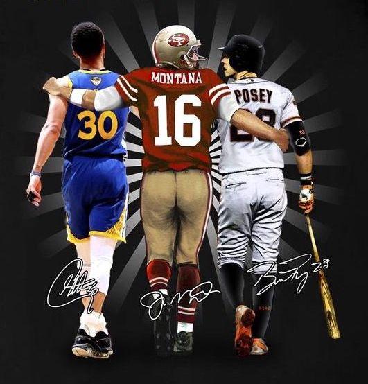 San Francisco Athletes